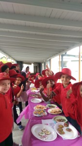 Bake Sale- Taking Action and Counting Money